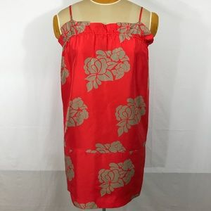 Club Monaco 100% silk mini dress